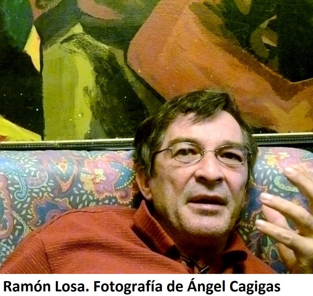Ramón Losa. Fotografía de Ángel Cagigas2