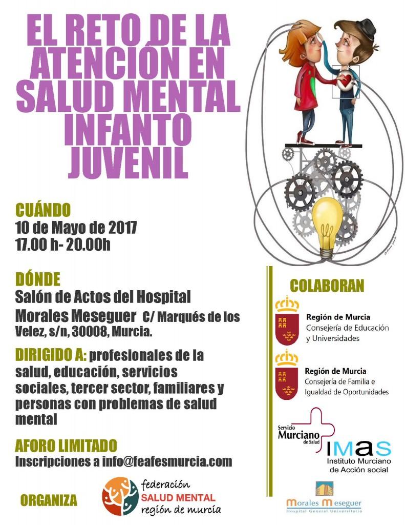 El reto de la atención de la salud mental infanto juvenil