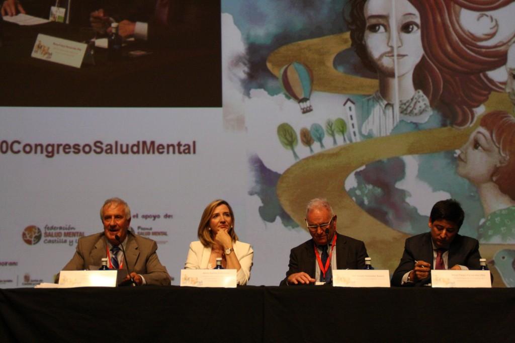 Clausura XX Congreso SALUD MENTAL ESPAÑA