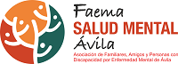 logo asociacion FAEMA Salud Mental