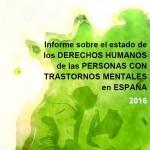 Portada Informe derechos salud mental 2016