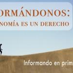 Cartel InFormándonos