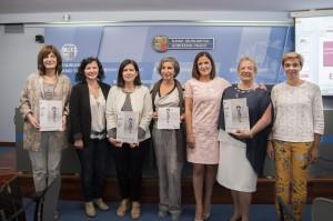 Presentación del estudio mujer y salud mental