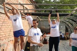 Invernadero Día de la buena gente en Salud Mental Castilla y León
