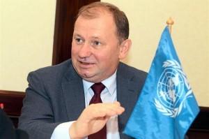 El Relator Especial de la ONU, Dainius Pūras