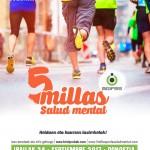 5 MILLAS por la salud mental Agifes 2017