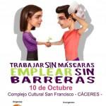 XIX Jornadas Extremadura Día Mundial Salud Mental