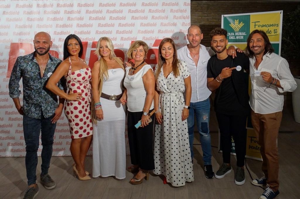 Los Premios Radiolé, solidarios con ASAENES