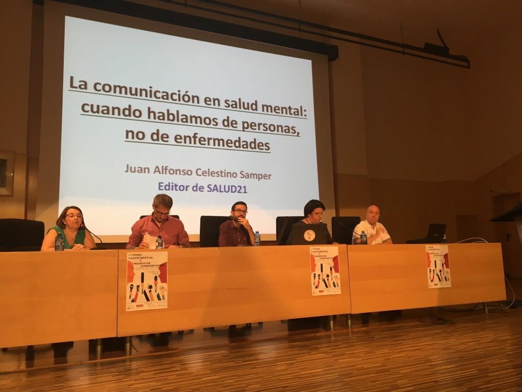 Salud mental y medios de comunicación Murcia