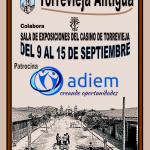 Exposición Torrevieja antigua