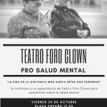 Cartel Foro Clown