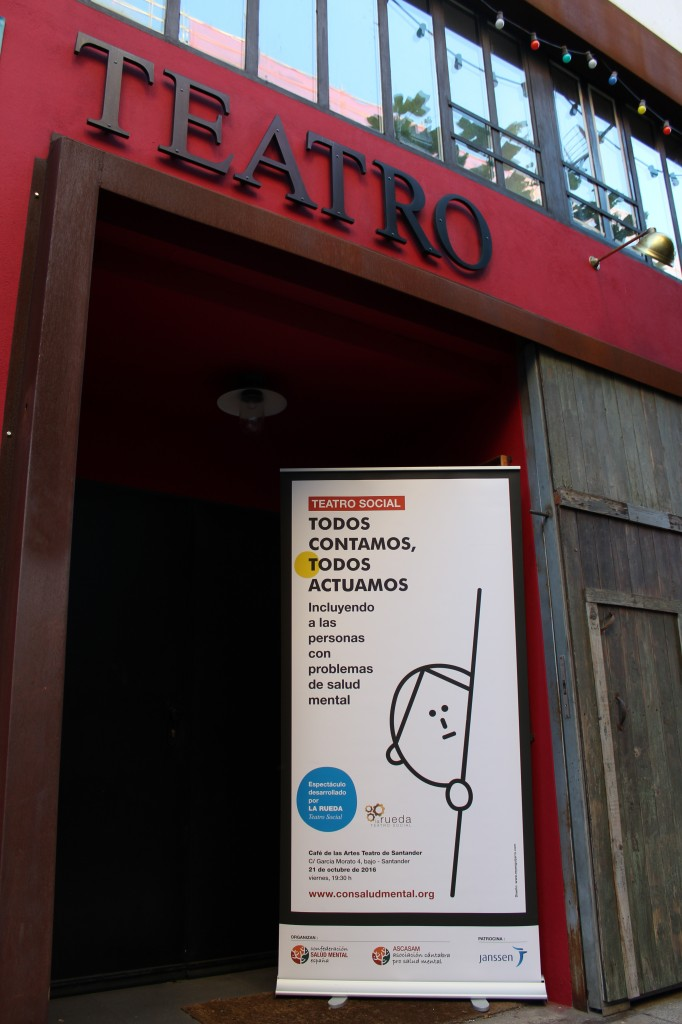 Teatro Social para sensibilizar sobre salud mental 'Todos Contamos. Todos Actuamos'