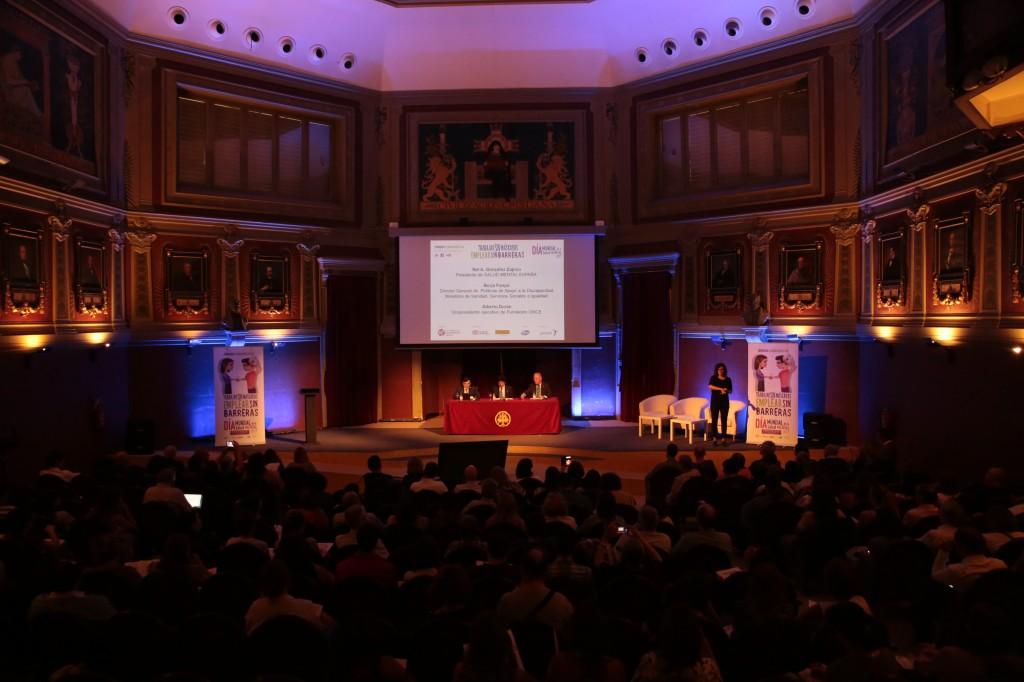 300 personas asisten a la jornada del Día Mundial de la Salud Mental 2017