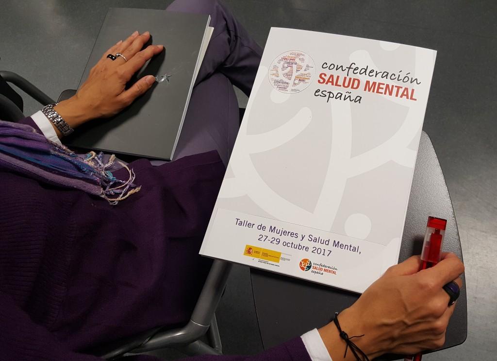 Taller de Mujeres y salud mental de SALUD MENTAL ESPAÑA