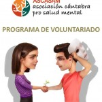 Voluntariado salud mental ASCASAM 2017