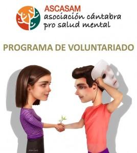 Voluntariado salud mental ASCASAM 2017