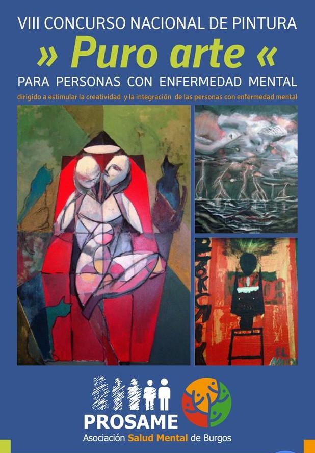 puro arte salud mental burgos 2017