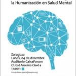 Cartel Los Medios de Comunicación y la Humanización en salud mental