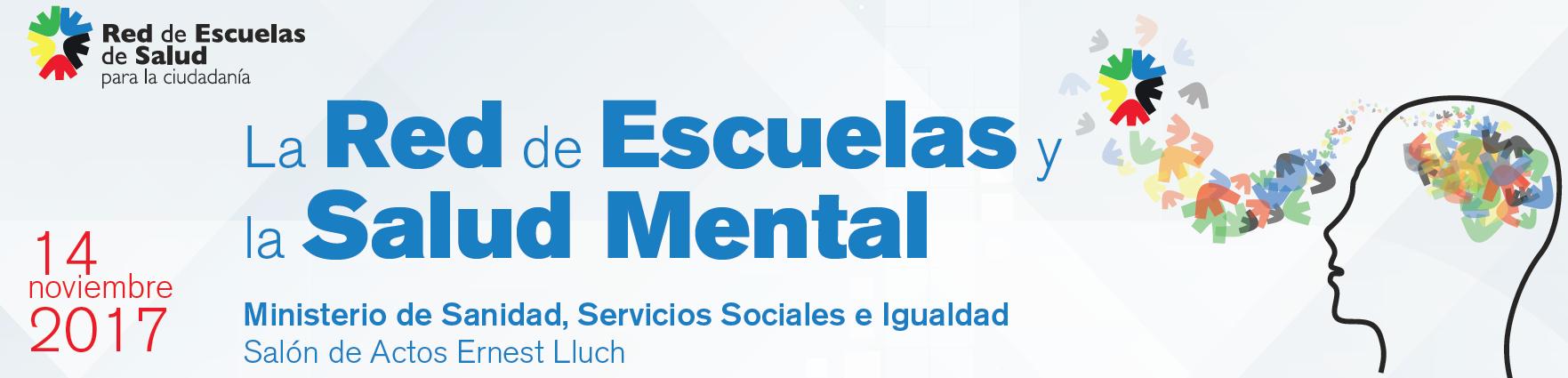Jornada Salud Mental Escuelas