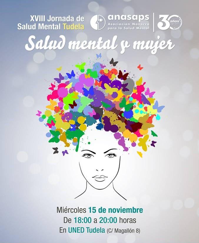 jornada Tudela salud mental y mujer ANASAPS