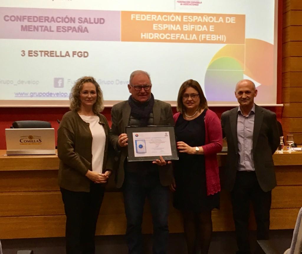 Entrega Consaludmental España
