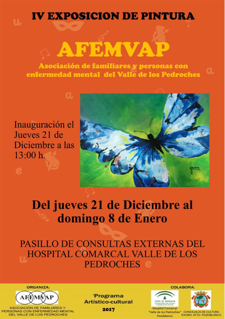 cartel exposición AFEMVAP