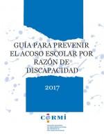 Guía para prevenir el acoso escolar por razón de discapacidad