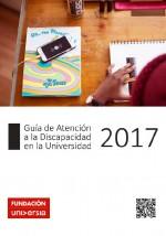 Guía de atención a la discapacidad en la universidad 2017