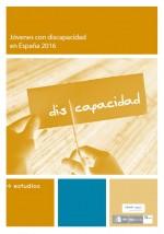 Jóvenes con discapacidad en España 2016