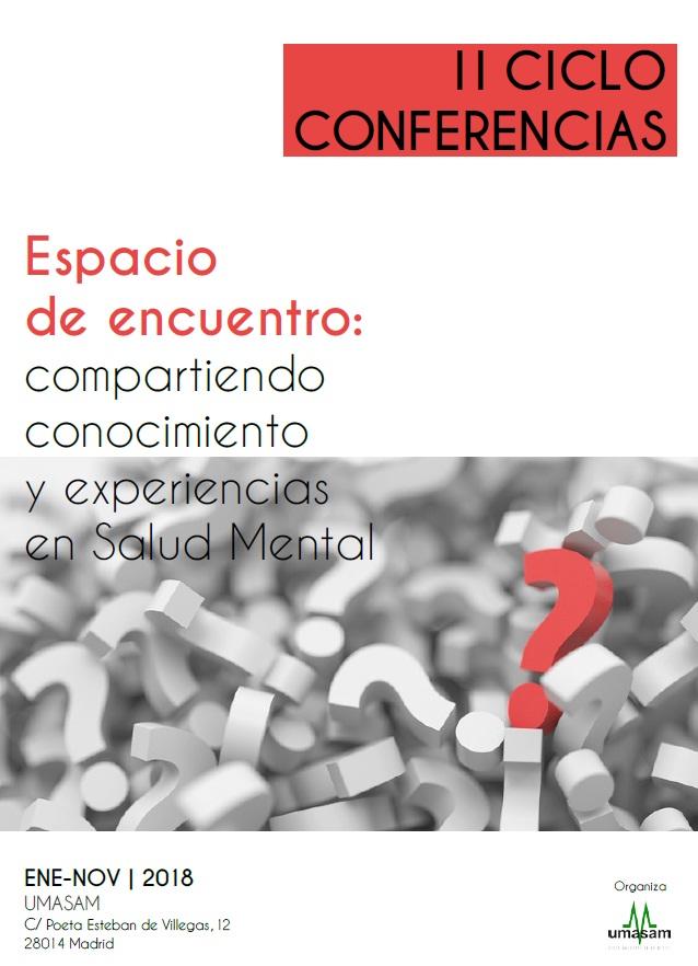 conferencias UMASAM Salud Mental