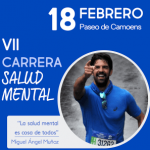 Carrera Solidaria Salud Mental