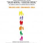 Cartel Jornada Salud Mental y Justicia Social