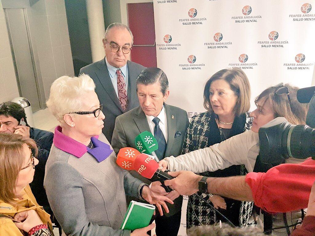 Feafes Andalucía Jornada Ley Servicios Sociales 2