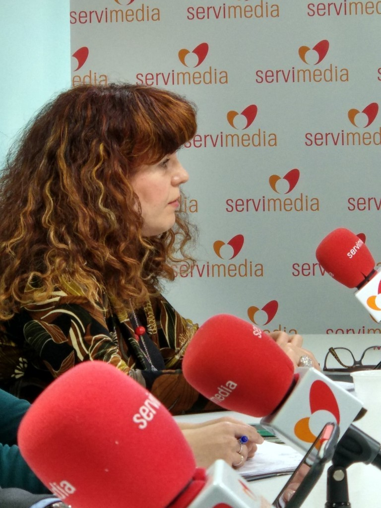 Irene Muñoz, asesora jurídica de SALUD MENTAL ESPAÑA