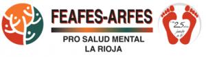 Logo de FEAFES ARFES PRO SALUD MENTAL LA RIOJA