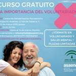 Curso Voluntariado Salud Mental ASAENEC