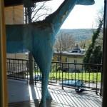 El Cavallino Blu, símbolo de la libertad en Trieste