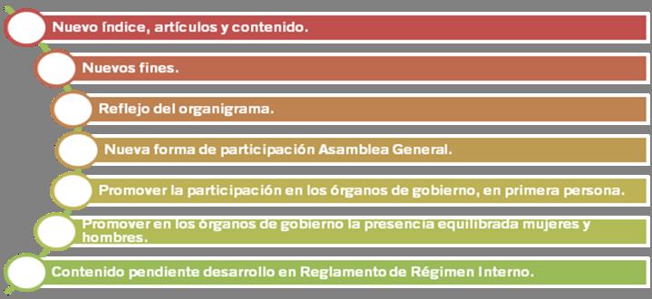 Estatutos SALUD MENTAL ESPAÑA