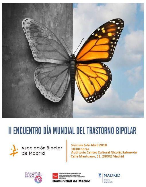 II Encuentro Día Mundial del Trastorno Bipolar