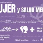 Infografía - Estigma Mujer y Salud Mental
