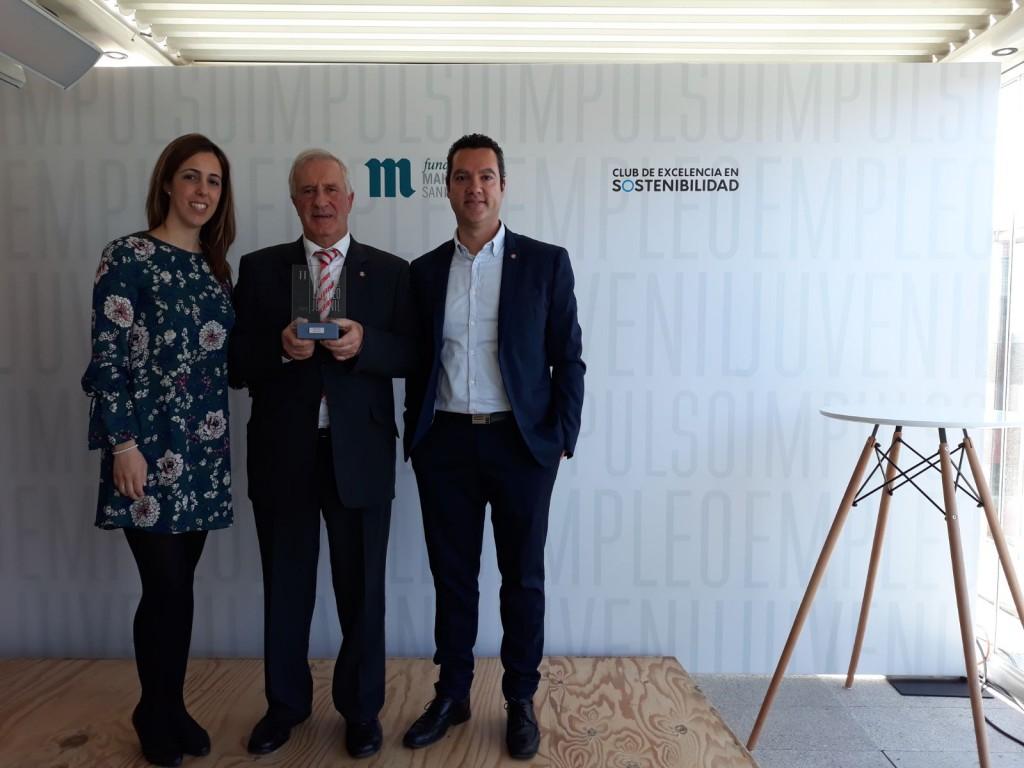 Premio Fundación Mahou 2
