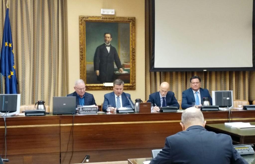 SALUD MENTAL ESPAÑA en la Comisión Políticas Integrales de la Discapacidad del Congreso de los Diputados 2018 (1)