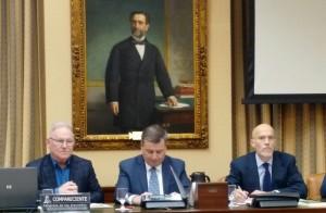SALUD MENTAL ESPAÑA en la Comisión Políticas Integrales de la Discapacidad del Congreso de los Diputados 2018 (2)
