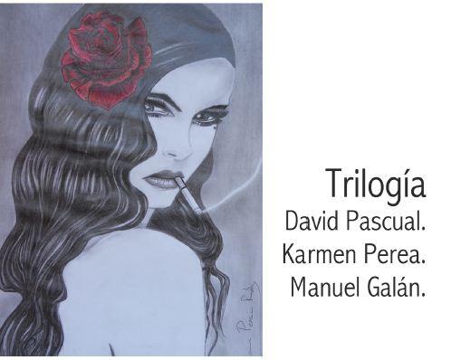 Exposición Trilogía