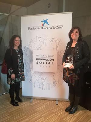 ASAMPE premio innovación social la caixa