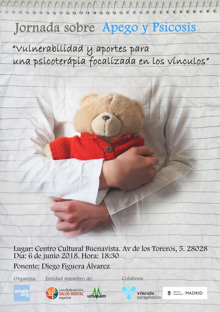 """""""Apego y psicosis: vulnerabilidad y aportes para una psicoterapia focalizada en los vínculos"""""""
