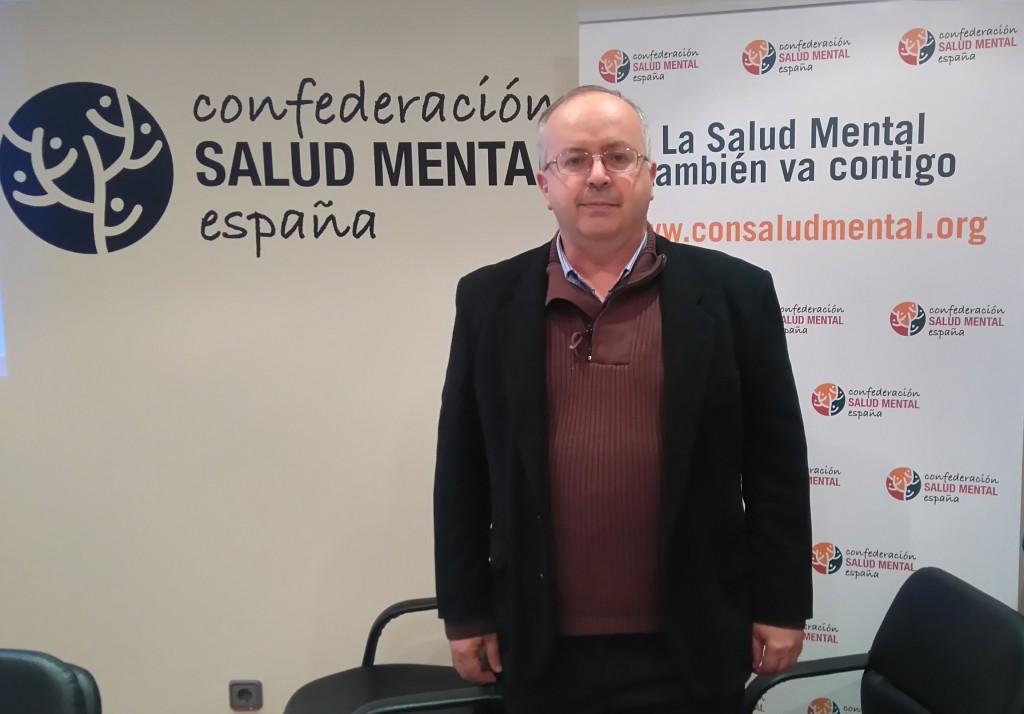 Ángel Urbina SALUD MENTAL ESPAÑA