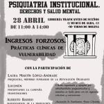 Opresiones psiquiatría institucional