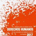 Portada Informe derechos salud mental 2017