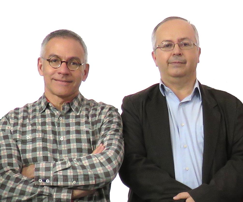 Ángel y Manel Repsol